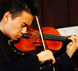 Jing Wang, concertmaster of the Dallas Opera (2011)